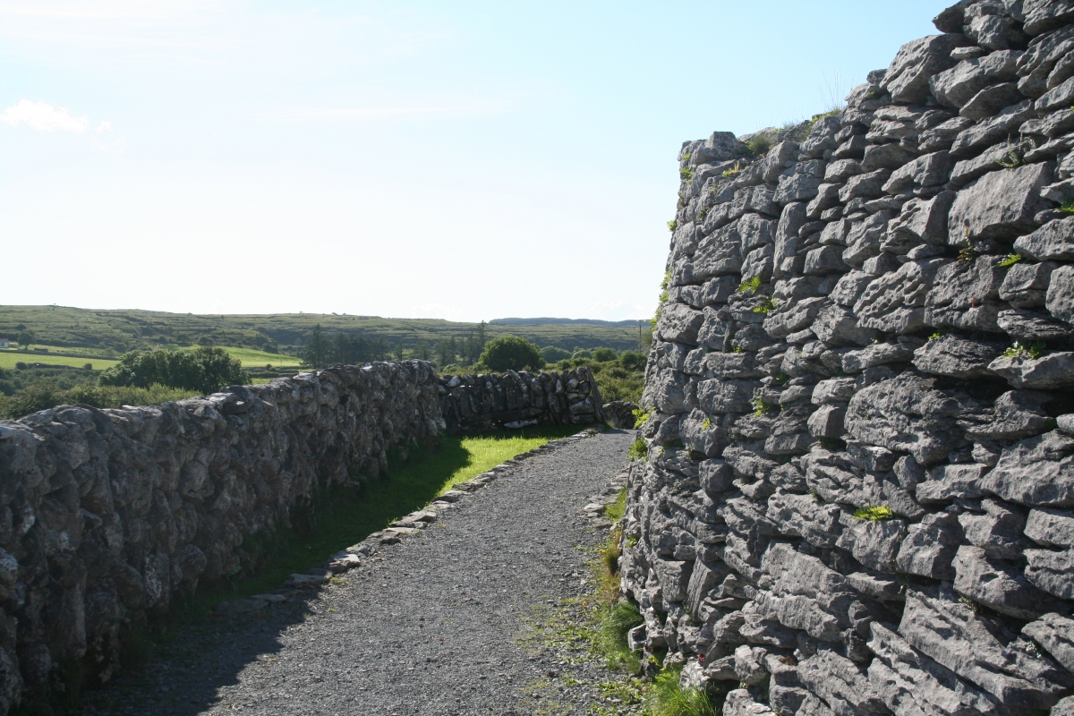 Fort Wall Exterior